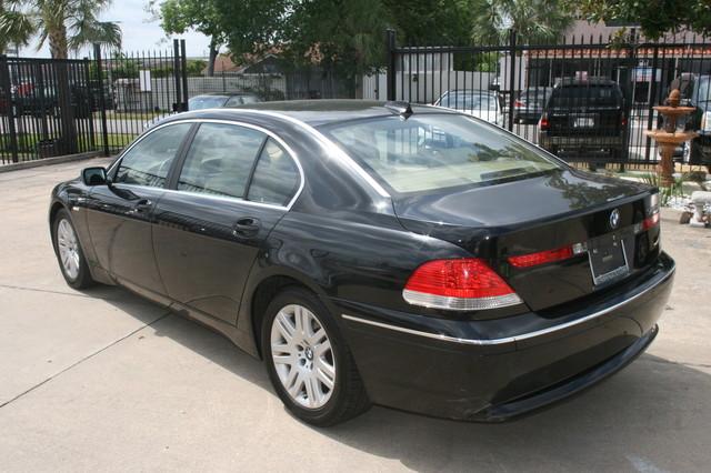 2003 BMW 745Li Houston, Texas 2