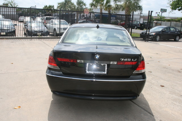 2003 BMW 745Li Houston, Texas 3