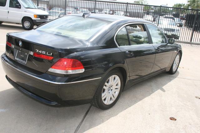 2003 BMW 745Li Houston, Texas 4