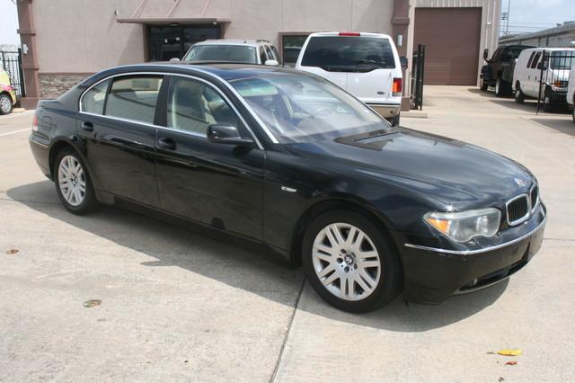 2003 BMW 745Li Houston, Texas 5