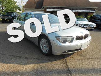 2003 BMW 745Li Memphis, Tennessee