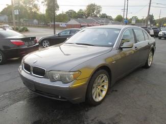 2003 BMW 745Li Saint Ann, MO 2