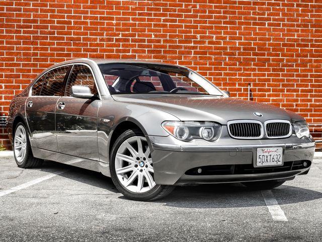 2003 BMW 760Li Burbank, CA 1
