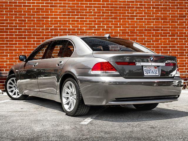 2003 BMW 760Li Burbank, CA 7