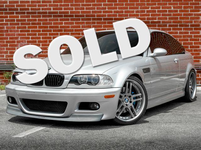 2003 BMW M Models M3 Burbank, CA 0