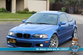 2003 BMW M Models M3 COUPE 6 SPEED MANUAL RARE ESTORIL BLUE CSL SERVICE RECORDS Woodland Hills, CA