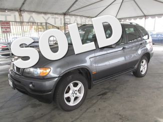 2003 BMW X5 3.0i Gardena, California