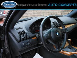 2003 BMW X5 4.4i Bridgeville, Pennsylvania 10
