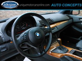 2003 BMW X5 4.4i Bridgeville, Pennsylvania 11