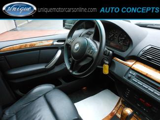 2003 BMW X5 4.4i Bridgeville, Pennsylvania 16