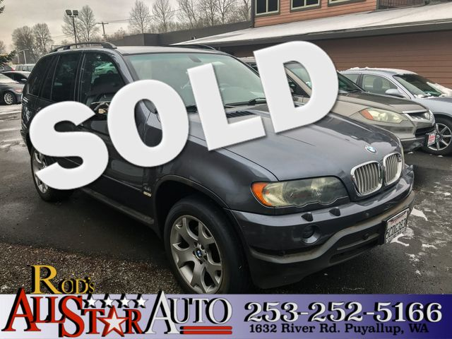 2003 BMW X5 44i AWD The CARFAX Buy Back Guarantee that comes with this vehicle means that you can