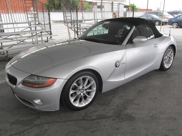 2003 BMW Z4 25i Please call or e-mail to check availability All of our vehicles are available