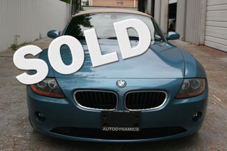 2003 BMW Z4 2.5i Houston, Texas