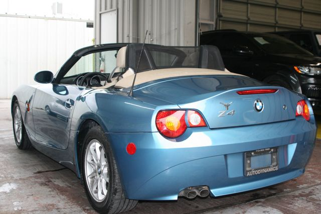 2003 BMW Z4 2.5i Houston, Texas 18
