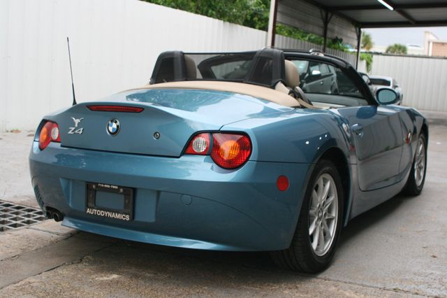 2003 BMW Z4 2.5i Houston, Texas 22