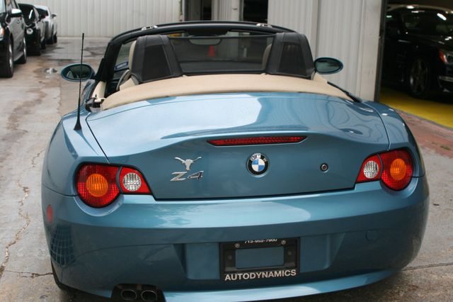 2003 BMW Z4 2.5i Houston, Texas 23