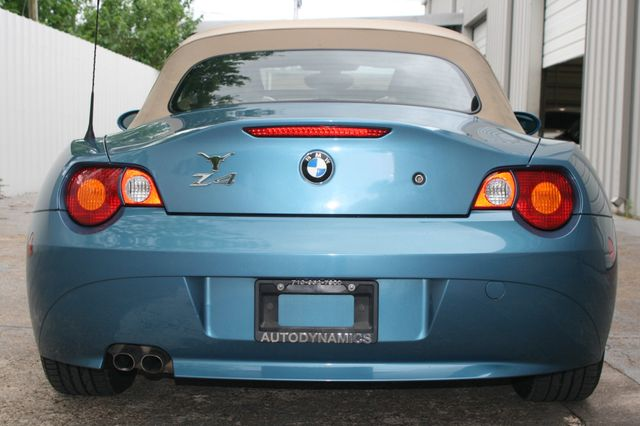 2003 BMW Z4 2.5i Houston, Texas 4