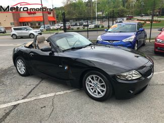 2003 BMW Z4 2.5i 2 Door Knoxville , Tennessee 1