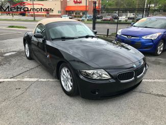 2003 BMW Z4 2.5i 2 Door Knoxville , Tennessee