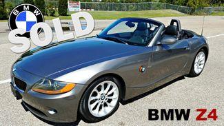 2003 BMW Z4 2.5i convertible / automatic   Palmetto, FL   EA Motorsports in Palmetto FL