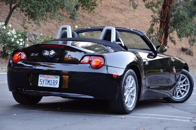 2003 BMW Z4 2.5i Reseda, CA 6
