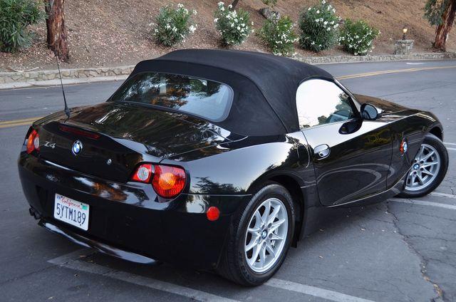 2003 BMW Z4 2.5i Reseda, CA 7