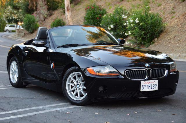 2003 BMW Z4 2.5i Reseda, CA 10