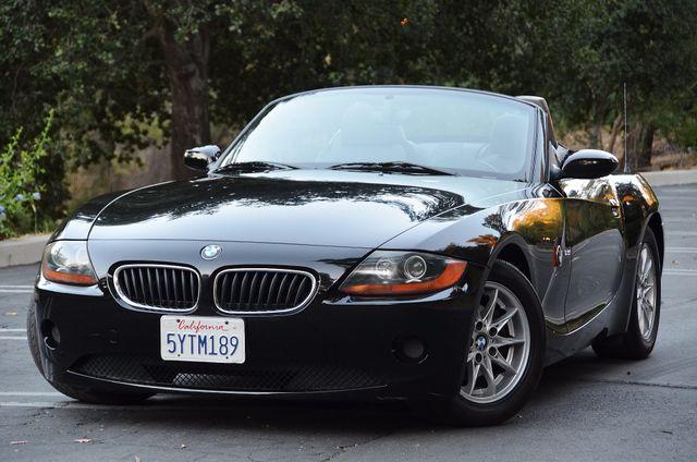 2003 BMW Z4 2.5i Reseda, CA 12