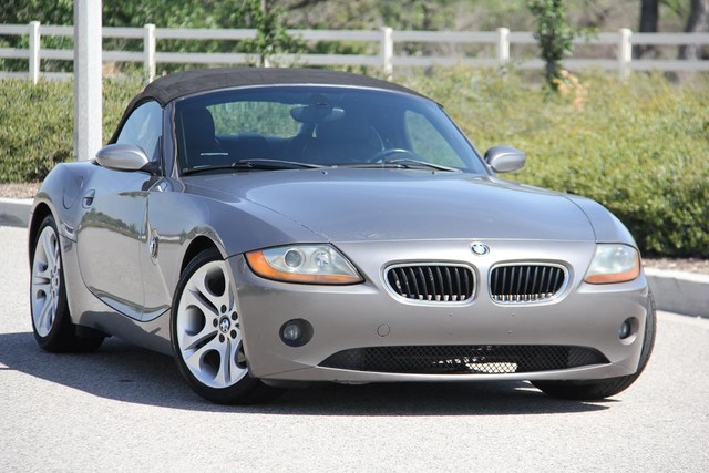 2003 BMW Z4 3.0i Santa Clarita, CA 4