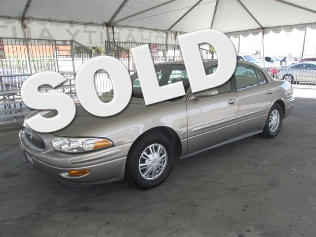 2003 Buick LeSabre Limited Please call or e-mail to check availability All of our vehicles are