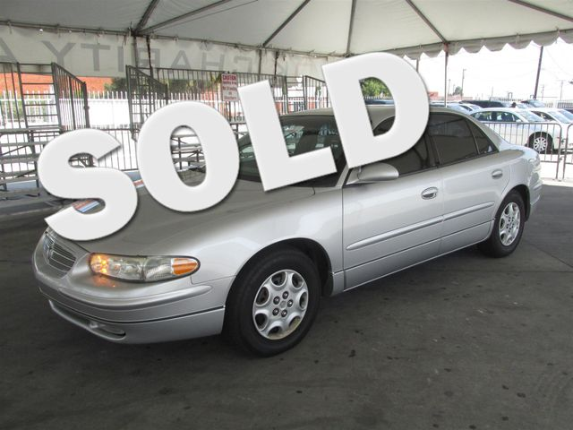 2003 Buick Regal LS Please call or e-mail to check availability All of our vehicles are availab