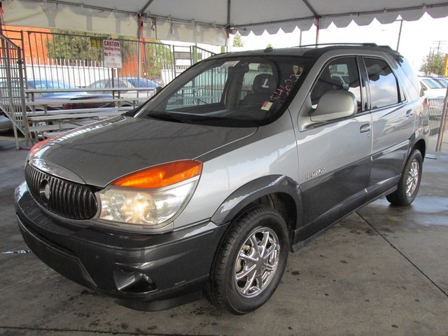 2003 Buick Rendezvous CXL Please call or e-mail to check availability All of our vehicles are av