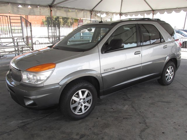 2003 Buick Rendezvous CX Please call or e-mail to check availability All of our vehicles are av