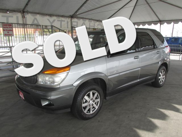 2003 Buick Rendezvous CX This particular Vehicle comes with 3rd Row Seat Please call or e-mail to