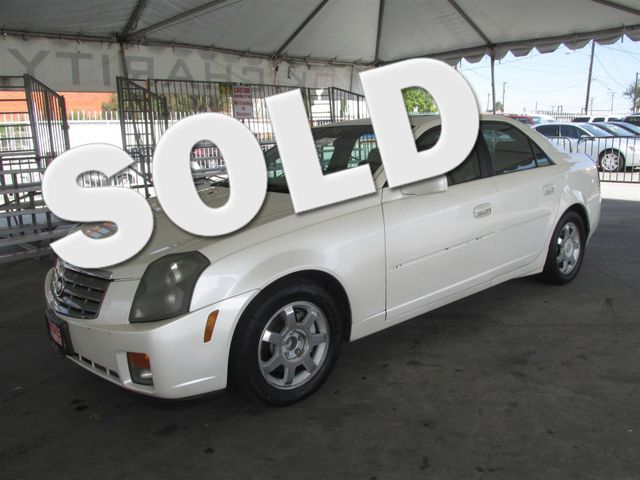 2003 Cadillac CTS Please call or e-mail to check availability All of our vehicles are available