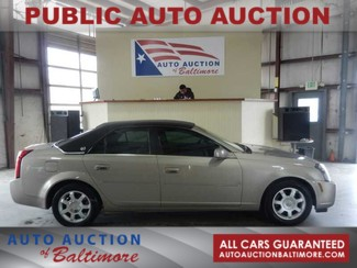 2003 Cadillac CTS in JOPPA MD
