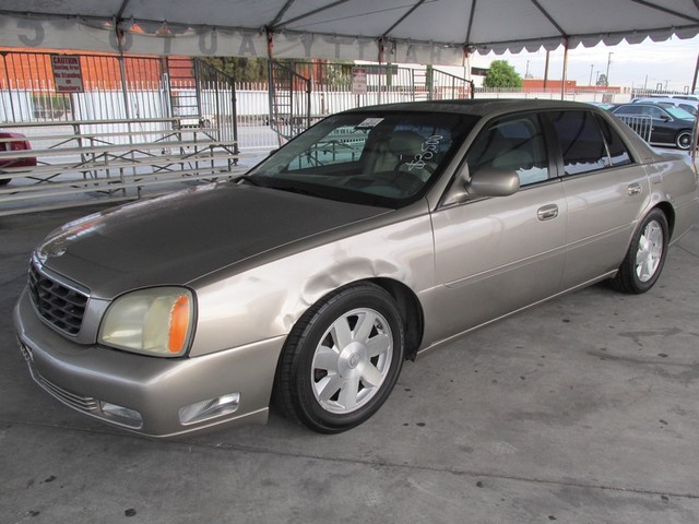 2003 Cadillac DeVille DTS Please call or e-mail to check availability All of our vehicles are av