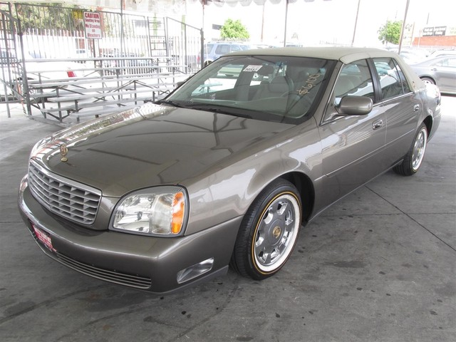 2003 Cadillac DeVille Please call or e-mail to check availability All of our vehicles are avail