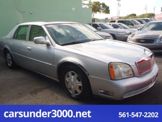 2003 Cadillac DeVille Lake Worth , Florida