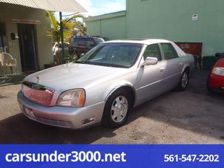 2003 Cadillac DeVille Lake Worth , Florida 3