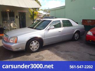 2003 Cadillac DeVille Lake Worth , Florida 1