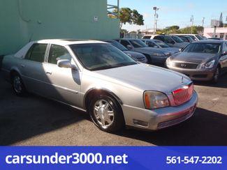 2003 Cadillac DeVille Lake Worth , Florida 2