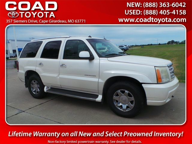 2003 Cadillac Escalade Base Cape Girardeau, Missouri 0