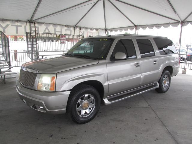 2003 Cadillac Escalade ESV This particular Vehicle comes with 3rd Row Seat Please call or e-mail