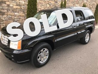 2003 Cadillac Escalade Base Knoxville, Tennessee