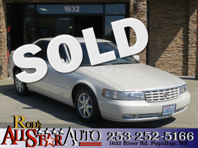 2003 Cadillac Seville Luxury SLS The CARFAX Buy Back Guarantee that comes with this vehicle means