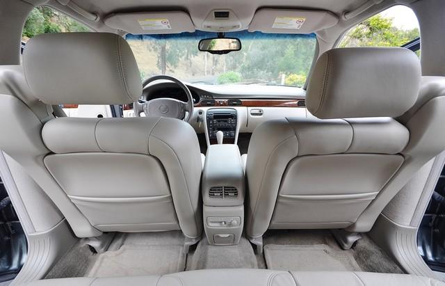 2003 Cadillac Seville Luxury SLS - AUTO - LTHR - ONLY 77K MILES Reseda, CA 7