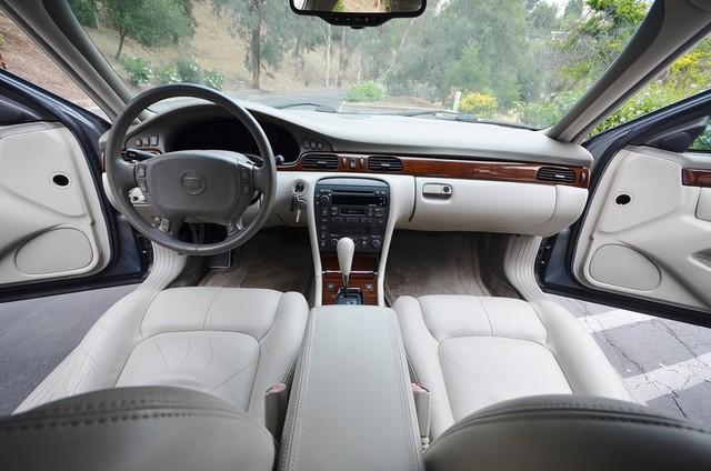 2003 Cadillac Seville Luxury SLS - AUTO - LTHR - ONLY 77K MILES Reseda, CA 6