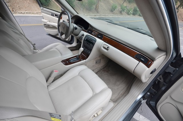 2003 Cadillac Seville Luxury SLS - AUTO - LTHR - ONLY 77K MILES Reseda, CA 13