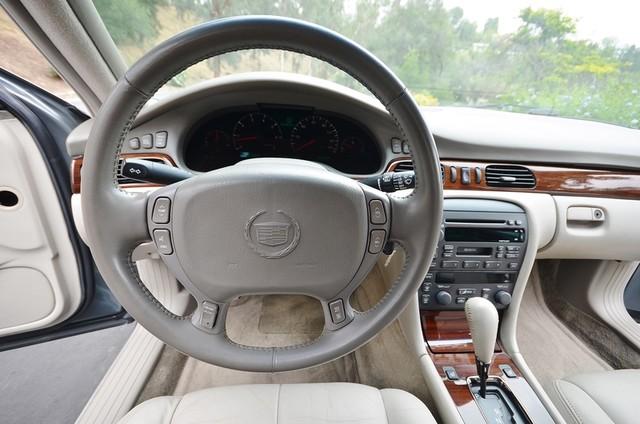 2003 Cadillac Seville Luxury SLS - AUTO - LTHR - ONLY 77K MILES Reseda, CA 9